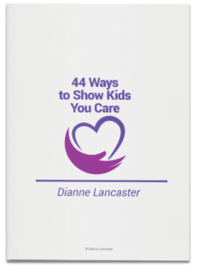 44 Ways to Show Kids You Care